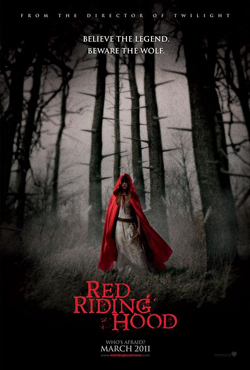 Red Riding Hood movie poster 2011