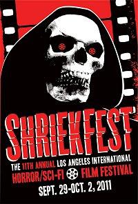 Shriekfest 2011