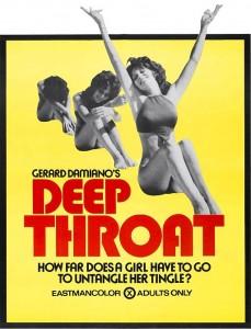 Deep Throat poster 2
