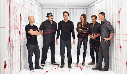 Dexter Cast, Season 8