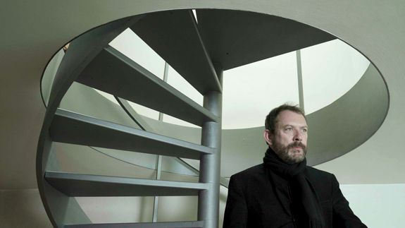 Liam Gillick in Exhibition directed by Joanna Hogg
